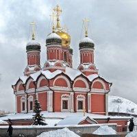 Знаменский собор в Зарядье :: Ирина Шарапова