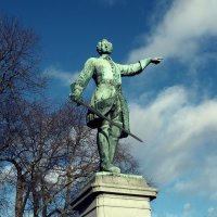 Стокгольм Статуя Карла XII :: Swetlana V
