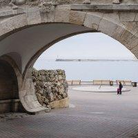 Мост на Приморском :: Александр