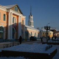 Городок провинциальный :: Дмитрий Солоненко