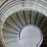 Вверх по винтовой лестнице ... на Сигнальную башню :: Елена Павлова (Смолова)