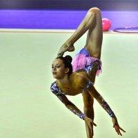 Гимнастика в Израиле-5 :: Shmual Hava Retro
