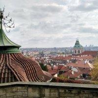 Крыши Праги :: Tamara