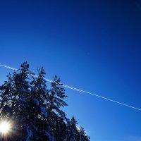 Только в полетах живут самолеты... :: Mavr -