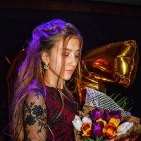 Прекрасные 17 лет :: Наталья Базанова