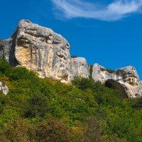 Грозные скалы :: Андрей Козлов