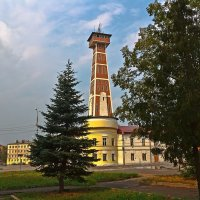 Каланча. Рыбинск. Ярославская область :: MILAV V
