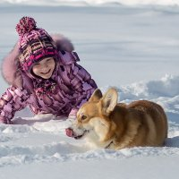 Радуемся снегу :: Igor Yakovlev