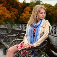 Осень в Москве :: Георги Димитров