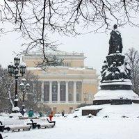Александринский театр :: Ирина Румянцева