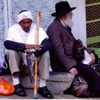Палестино-израильская дружба :: Николай Танаев