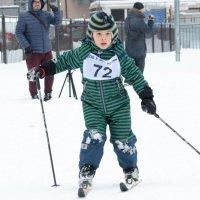 старт самого маленького участника :: Мария Кузнецова (Суворова)