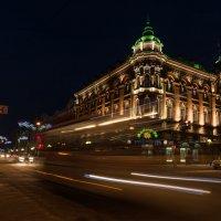 Ночной Томск :: Сергей Добрыднев