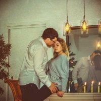 С днем Святого Валентина :: Oksana Likhadziyeuskaya