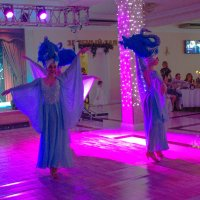 танец. :: petyxov петухов