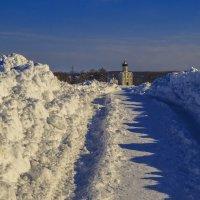 Дорога к храму :: Сергей Цветков