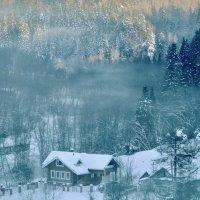 Морозный день :: Сергей Розанов