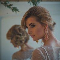 Нежность невесты :: Нелли Сафина