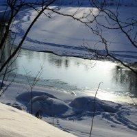 Синий февраль :: Ирина Румянцева