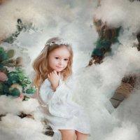 моя светлая девочка :: Ольга
