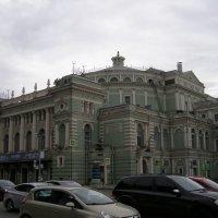 Мариинка старое здание :: Анна Воробьева