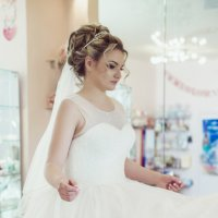 Утро невесты :: Юлия Рамелис