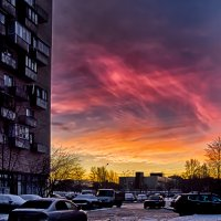 Утренний трезвый взгляд на дневную перспективу :: Юрий Плеханов