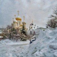 И всё земное где-то там... :: Ирина Данилова