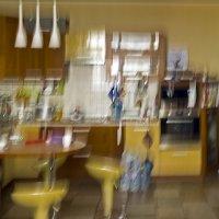 Взгляд с похмелья на родную кухню :: Alexandеr P