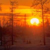 Потрясающие закаты в России :: Gennadiy Litvinov