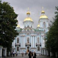 Николо-Богоявленский морской собор :: Анна Воробьева