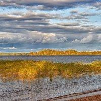 Осеннее озеро :: Valeriy(Валерий) Сергиенко