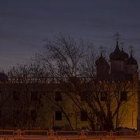 Спасо-преображенский мужской монастырь :: Михаил Полыгалов