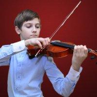 Несравненная скрипка :: Татьяна Малафеева
