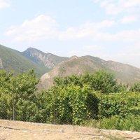 кавказкие горы :: Надежда Сальянова