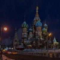 Собор Покрова Пресвятой Богородицы :: Ирина Шарапова