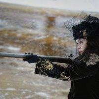 Королевская охота :: Тамара Рубанова