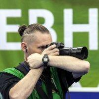 Я против выстрелов в упор... :: Сергей Ключарёв