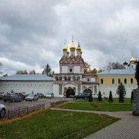 Иосифо-Волоцкий монастырь :: Елена Павлова (Смолова)