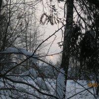 Восход почти не виден... :: Smit Maikl