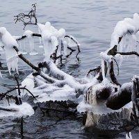 Работа льда и снега :: Маргарита Батырева