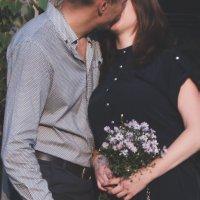 Поцелуй :: Оксана Задвинская