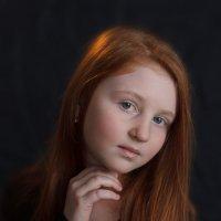 Юная красотка :: Олеся Алексеева