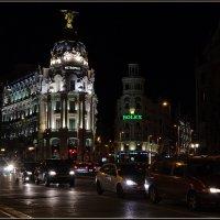 Мадрид.. Вечер... :: Николай Панов