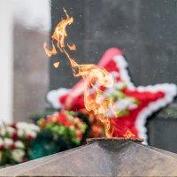 Вечный огонь :: KotoPalych Gf