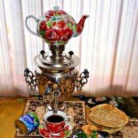 Чаепитие. :: Михаил Столяров