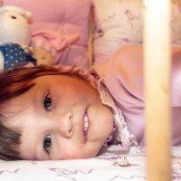 Розовый мир детства - счастье... :: Олег Стасенко