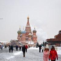Moscow :: Надежда Кульбацкая