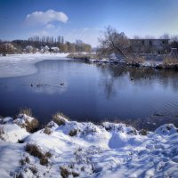 зима,февраль :: юрий иванов
