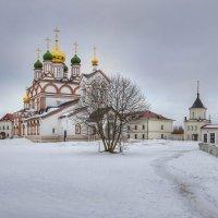 Троице-Сергиев Варницкий монастырь :: Константин